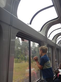 train vacation