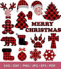 70 % OFF Buffalo Plaid Designs Buffalo Plaid Clipart Plaid Blue Christmas Decor, Plaid Christmas, Christmas Svg, Christmas Printables, Rustic Christmas, Christmas Shirts, Christmas Decorations, Xmas, Mary Christmas