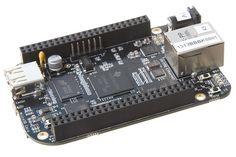 Alternative Raspberry Pi - BeagleBone Black Rev. A5A