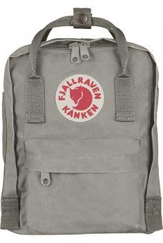 Fjallraven Kanken Kids Backpack Fog - Fjallraven Kanken #backpack #kids #fashion #blackfriday #gift #thanksgiving #lifestyle