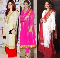 Twinkle Khanna in Abu Jani and Sandeep Khosla | #TwinkleKhanna #Bollywood #Celebrity