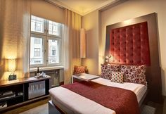 Hotel Review: Klaus K Design Hotel, Helsinki Blog PostTo Sleep