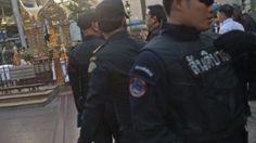 Menace d'attentats: la junte appelle au calme