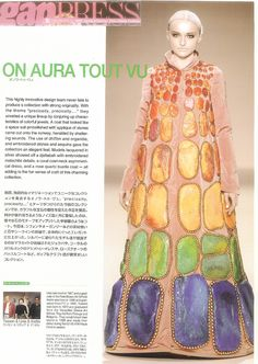 Gap Presse Vol 13 Spring Summer 14.03.05 Couture by on aura tout vu