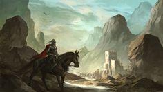 knight by sandara.deviantart.com on @deviantART