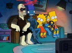 Guillermo del Toro ¡causa terror en Los Simpson!