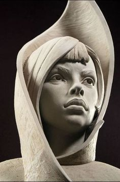 Risultati immagini per Stone Sculptures, Full Figure Portrait Sculpting by Philippe Faraut Sculpture Clay, Stone Sculptures, 3d Prints, Photo Reference, Hand Reference, Life Drawing, Drawing Faces, Drawing Tips, Stone Carving