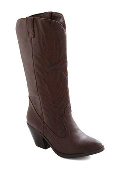 just a touche more dressy then a regular cowboy boot. I kinda like em'