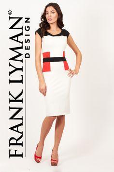 50903d33 16 Best Frank Lyman Design Spring/Summer images   Color blocking ...