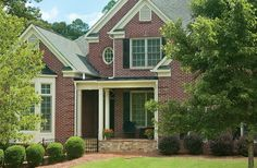 "There are few things that say ""Southern"" than a traditional front porch. On the right house, a traditional porch provides timeless curb appeal and seasonal enjoyment for years to come. Memories are made on them. A first kiss, a long goodbye, summertime lingering, watching the buzz of life while sipping lemonade, welcoming your favorite visitors, watching sunrises or sunsets and even watching the stars come out at night. And let's not forget the holidays: trick-or-treaters on Halloween…"