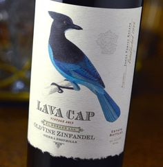 Lava Cap Winery on Packaging of the World - Creative Package Design Gallery
