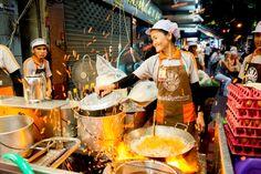 Bangkok Street Eats by Tuk Tuk - Local Life in Thailand | Buffalo Tours