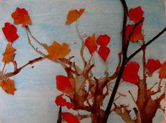 Craftberry Bush: A November Masterpiece