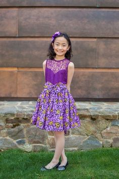 Check out the cutest ankara dresses for kids. These African print dresses for little girls with give you great ideas on making ankara print dresses for your girls. Ankara Styles For Kids, African Dresses For Kids, African Print Dresses, African Wear, African Attire, African Fashion Dresses, African Kids, African Outfits, Ankara Fashion