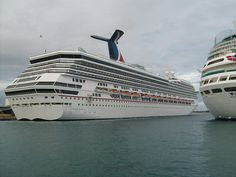 Cruise Ship   lines All-inclusive cruise by Fliker_2000