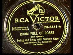 Room Full of Roses - Sammy Kaye