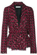 Oscar de la Renta | Checked tweed jacket | NET-A-PORTER.COM