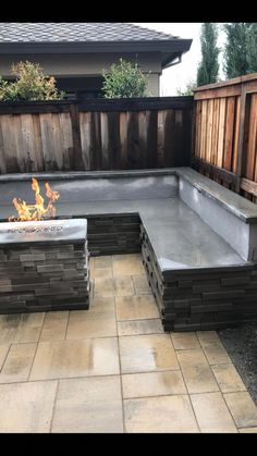 outdoor wood fire pit – view our tips and hints! - Outdoor Diy - outdoor wood fire pit view our tips and hints! outdoor wood fire pit view our - Fire Pit Seating, Backyard Seating, Backyard Patio Designs, Fire Pit Backyard, Seating Areas, Lounge Areas, Wood Fire Pit, Fire Pit Area, Fire Pit Gallery