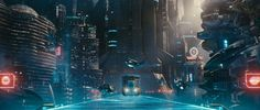 Futuristic City, Cyberpunk Atmosphere, Cyber City, Neon, Future City