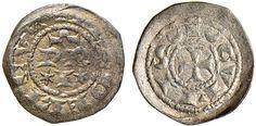 NumisBids: Nomisma Spa Auction 51, Lot 1304 : COMO Monetazione a nome di Federico II (1250-1280) Denaro terzolo –...