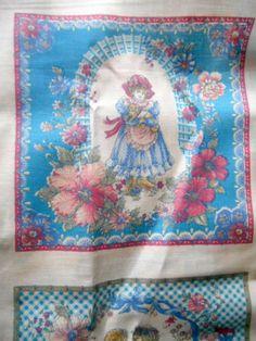 VINTAGE-FABRIC-Victorian-floral-quilt-design-cottage-block-square-blanket-sewing  #BigBoyTumbleweed