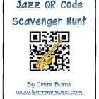 This lesson is designed to introduce students to jazz and to excite them to learn about jazz, using QR codes!