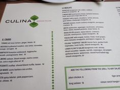 """""""This is What Larry Flynt Eats at Culina at the Four Seasons Los Angeles"""" via HotelChatter"""