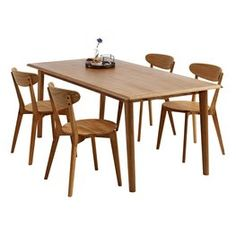 Spisebord GJERN 2 klaffer eikefinér | JYSK Large Dining Room Table, Outdoor Tables, Outdoor Decor, Outdoor Furniture, Home Decor, Decoration Home, Room Decor, Interior Design, Home Interiors