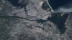 September-11th-from-space The story of the only American not on Earth during 9/11