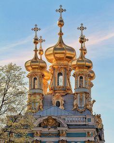Tsarskoye Selo, Sankt-Peterburg, Russia