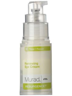 Murad Resurgence Renewing Eye Cream!!! This is my new MUST HAVE! You can instantly see a brighter under eye area!  PURFECTION!