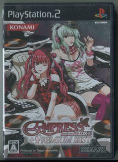 Beatmania IIDX Empress 16th Style JPN PS2