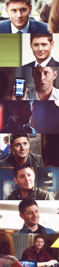 Omg I'm a little obsessed with this man <3 #Dean #Supernatural