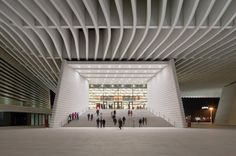 Grand Theatre Qingdao   China    Von Gerkan, Marg & Partners   photo by HG Esch Photography