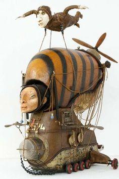 ElenaSorins - steampunk art