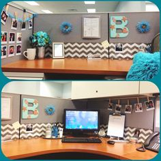 20 Ideas to Make Your Cubicle a Place You'll Love