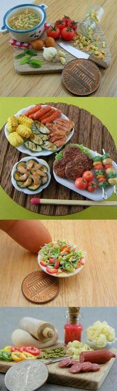 Miniature food                                                                                                                                                                                 More