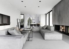 This week we stumbled across R-House byTamizo Architects Mateusz Stolarski. Admittedly we have a weakness for grey, black, white andnatural… Read More