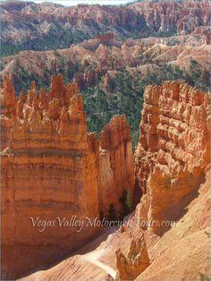 Bryce Canyon - Motorcycle Roads of Southern Utah