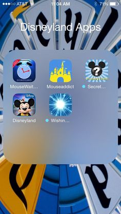 For the best tips and ideas on the go, try my favorite Disneyland apps
