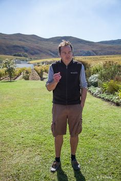 Jean Claude Martin winemakter and co-owner of Creation Wines South African Wine, Wine Tasting, Wines, Compliments, Burgundy, Wellness, Country, How To Make, Compliment Words