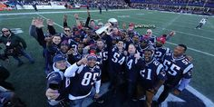 Super Bowl Selfie