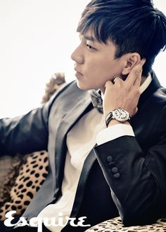 Lee Seung Gi - Esquire Magazine August Issue 13