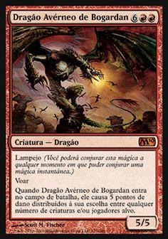 Dragão Avérneo de Bogardan