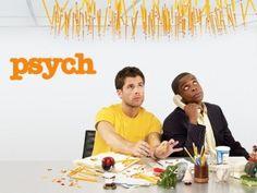 Psych :) my favorite!