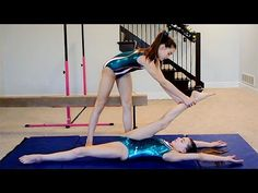 How to Improve flexibility: Megan and Ciera demonstrate their tips that the use to become more flexible! Music: Royalty Free EDM : Tobu - Natural High