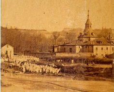 Ermita Virgen del Puerto año 1860