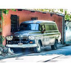 Chevy Apache, en Mérida