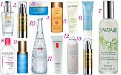 Macarons and Pearls: French beauty secrets: Skincare