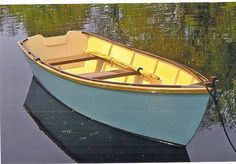 Plywood Skiff   ... Just skiffs. --- No plastic, no fiberglass, only simple plywood boats